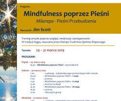 Mindfulness poprzez Pieśni  Milarepa - Pieśni Przebudzenia