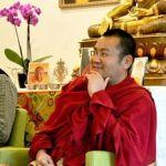 12 - 21 stycznia 2018 Aczarja Lama Kelsang Wangdi