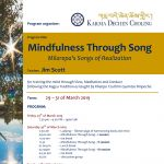 Mindfulness Through Song Milarepa's Songs of Realization